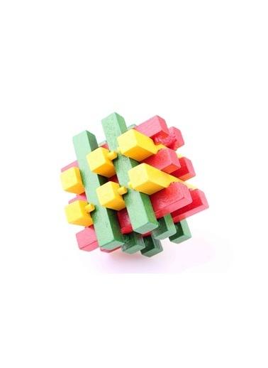 Ahşap Zeka Küpü-Learning Toys